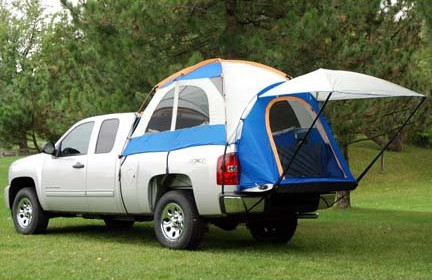 Sportz Truck Tent III for Full Size Regular Bed Trucks (For Ford F Series Models) Truck C&ing Tent Lightweight Quick set up Sturdy u2013 long life Why c& in ... & Regular | Roof Top Tent Store