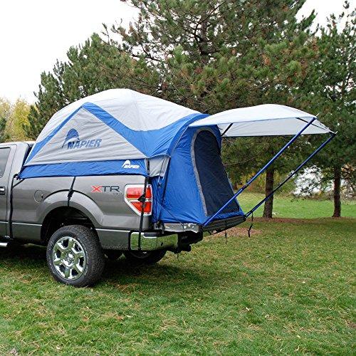 Napier Outdoor Sportz Truck Tent u2013 Compact Bed & Napier Outdoor Sportz Truck Tent u2013 Compact Bed | Roof Top Tent Store