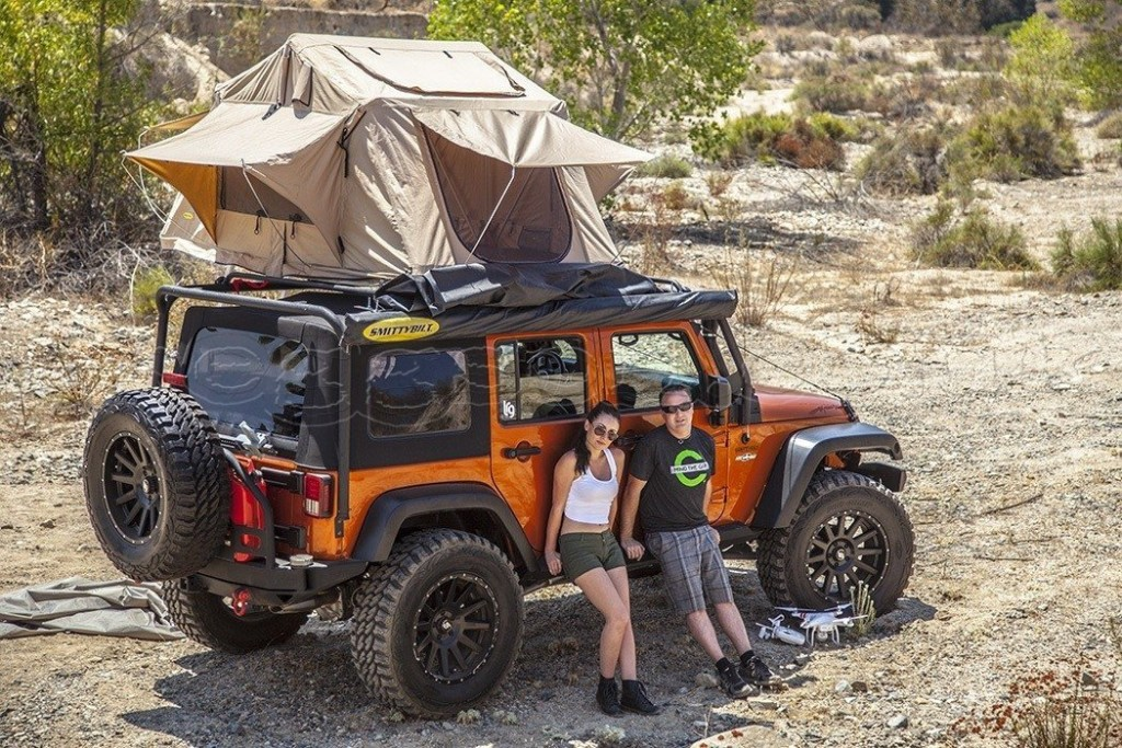 811UvJHVFWL._SL1050_[1] & Smittybilt 2783 Folded Tent for Jeeps u0026 other 4×4u0027s | Roof Top ...