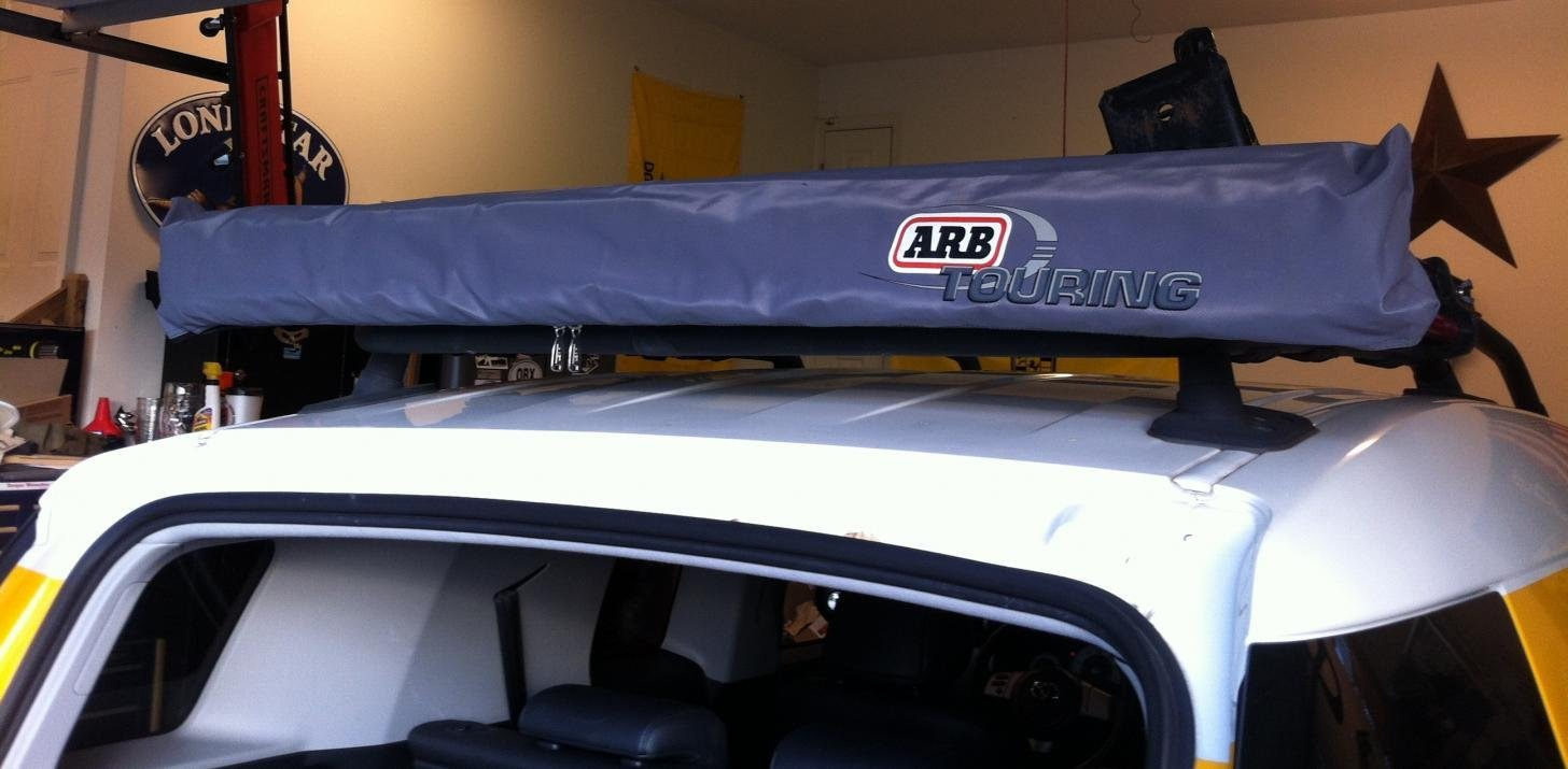 Arb Arb3110 Brown 4 Awning Roof Top Tent Store