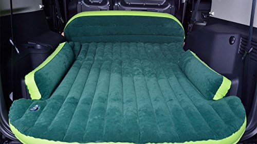 OnlyTM SUV Dedicated Car Mobile Cushion Air Bed Bedroom Inflation Travel Thicker Mattress Back Seat Extended Mattress & OnlyTM SUV Dedicated Car Mobile Cushion Air Bed Bedroom Inflation ...