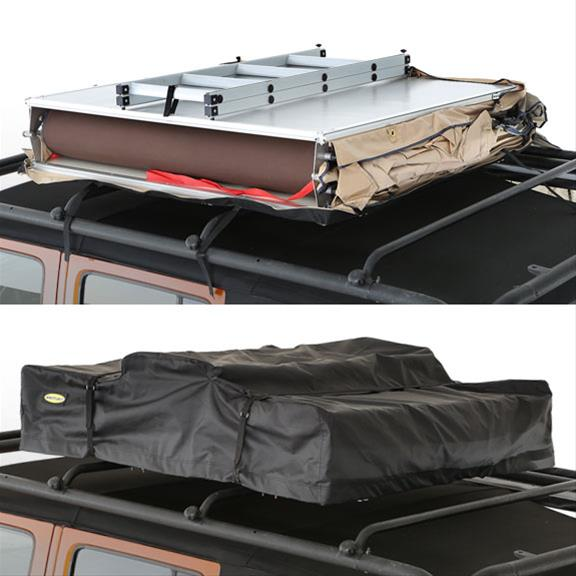 Smittybilt 2783 Folded Tent For Jeeps Amp Other 4 215 4 S Roof