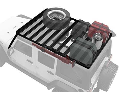 Jeep Wrangler Jku 5 Door Unlimited Roof Rack Full Size