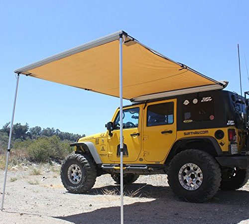 Tuff Stuff 6 5 X 8 Rooftop Awning Roof Top Tents
